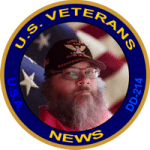 US Veterans News Emblem